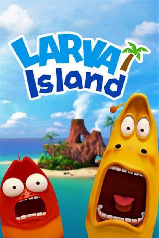 دانلود فیلم The Larva Island Movie 2020
