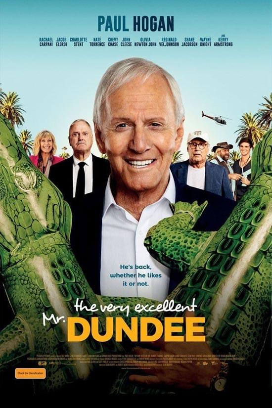 دانلود فیلم The Very Excellent Mr. Dundee 2020