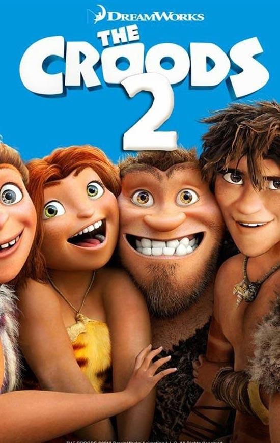 دانلود انیمیشن The Croods 2 2020