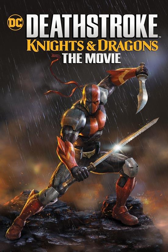 دانلود فیلم Deathstroke: Knights & Dragons 2020