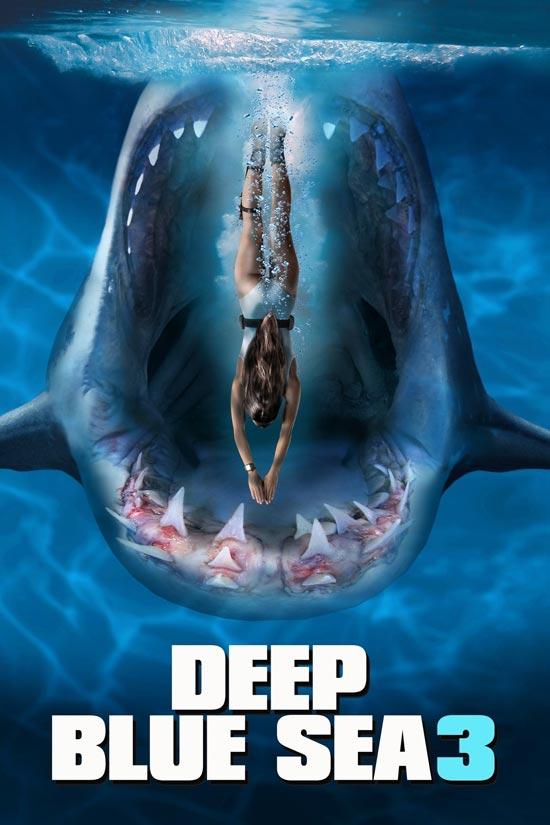دانلود فیلم Deep Blue Sea 3 2020