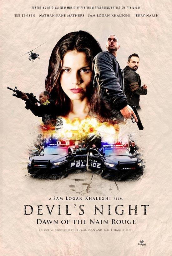 دانلود فیلم Devil's Night: Dawn of the Nain Rouge 2020