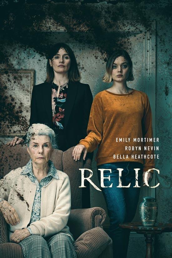 دانلود فیلم Relic 2020