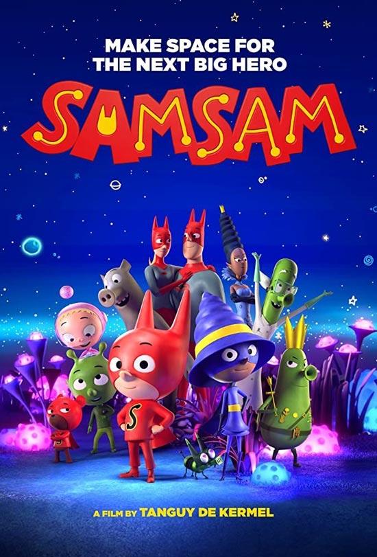 دانلود انیمیشن SamSam 2019