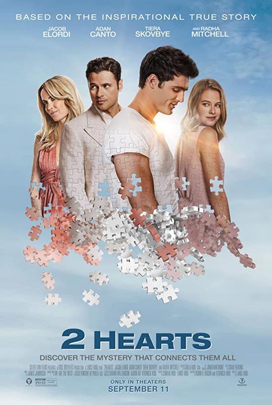 دانلود فیلم 2 Hearts 2020