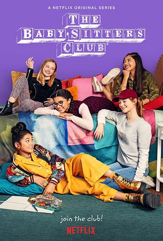 دانلود سریال The Baby-Sitters Club
