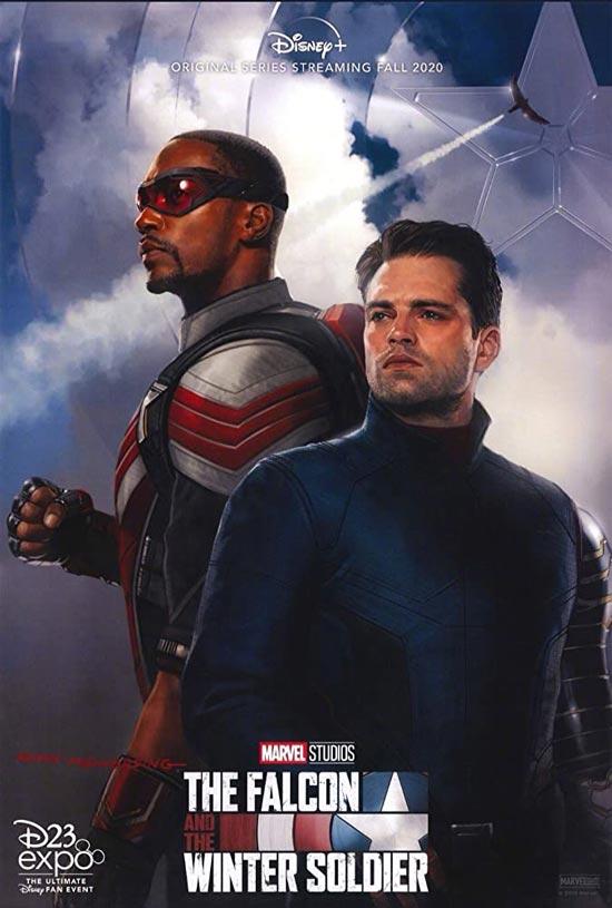 دانلود سریال The Falcon and the Winter Soldier