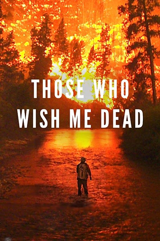 دانلود فیلم Those Who Wish Me Dead 2020
