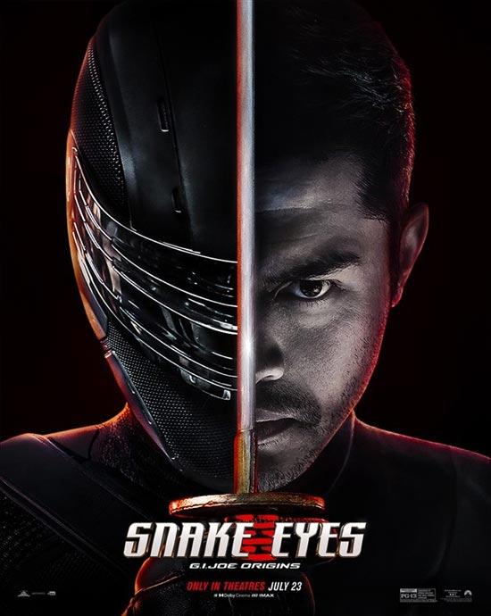 دانلود فیلم Snake Eyes: G.I Joe Origins 2021