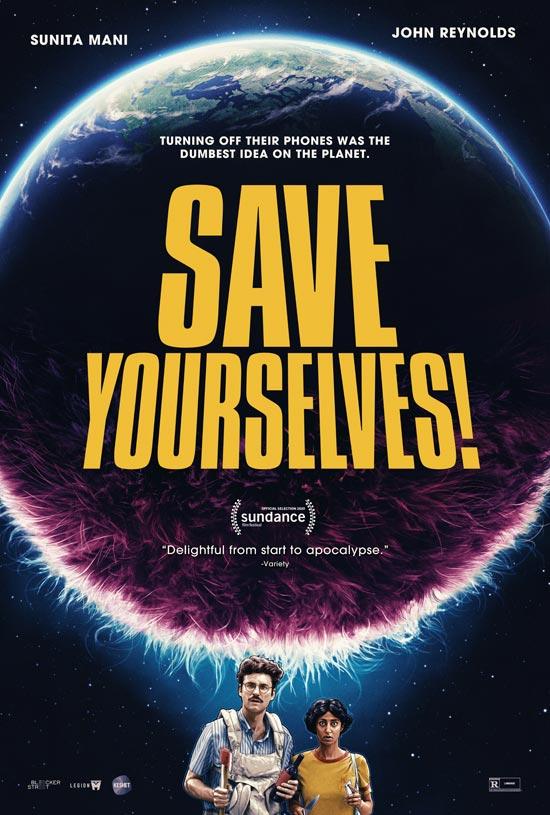 دانلود فیلم Save Yourselves! 2020