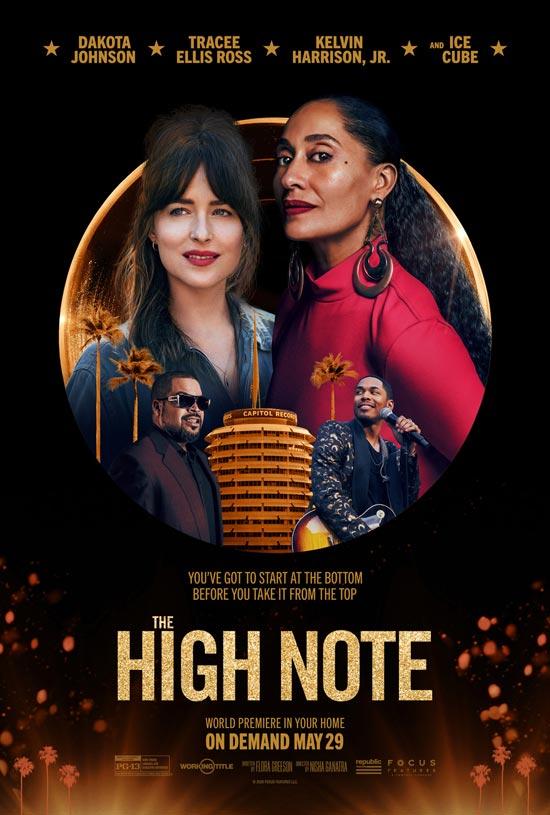 دانلود فیلم The High Note 2020