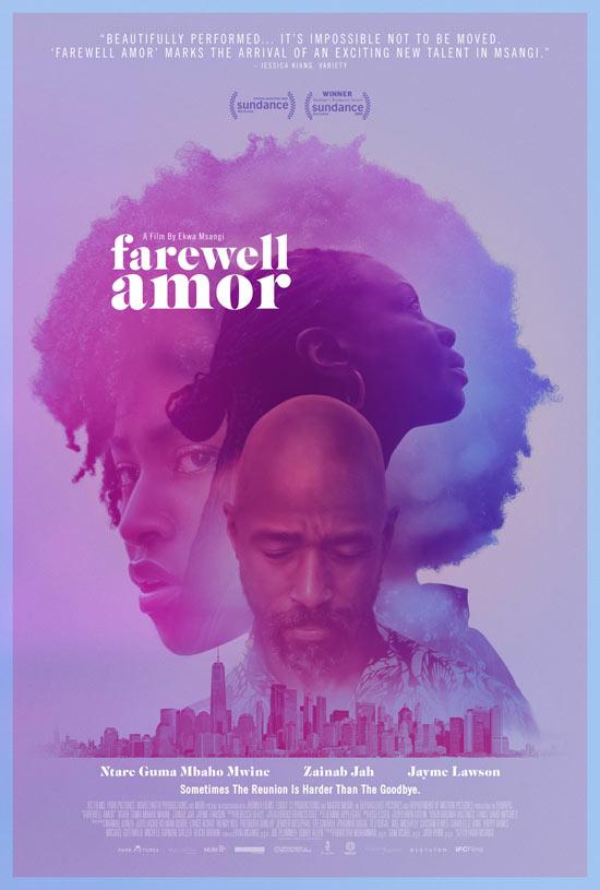دانلود فیلم Farewell Amor 2020