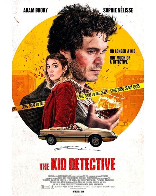 دانلود فیلم The Kid Detective 2020