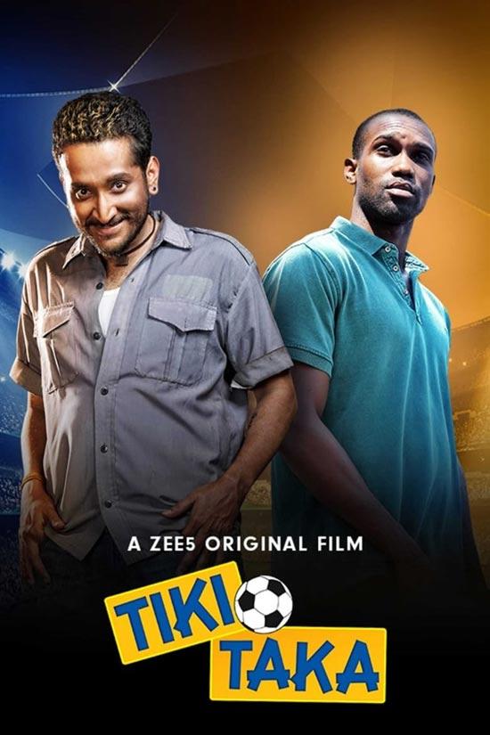 دانلود فیلم Tiki Taka 2020