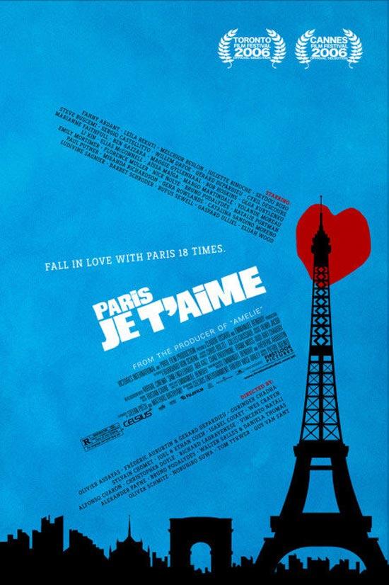 دانلود فیلم Paris, je t'aime 2006