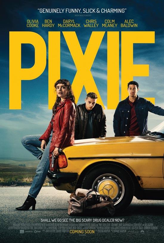 دانلود فیلم Pixie 2020