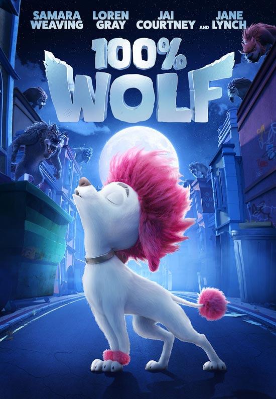 دانلود انیمیشن 100 percent Wolf 2020