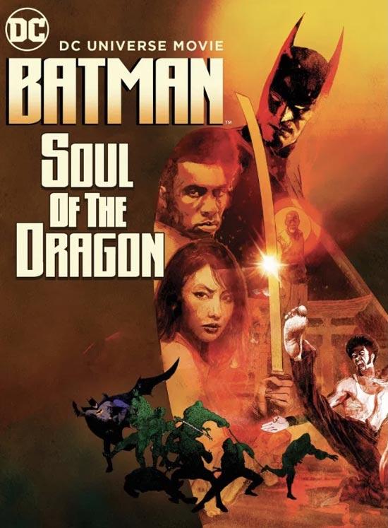 دانلود انیمیشن Batman: Soul of the Dragon 2021