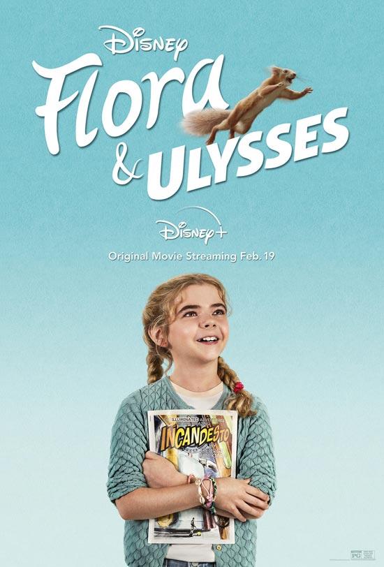 دانلود فیلم Flora & Ulysses 2021