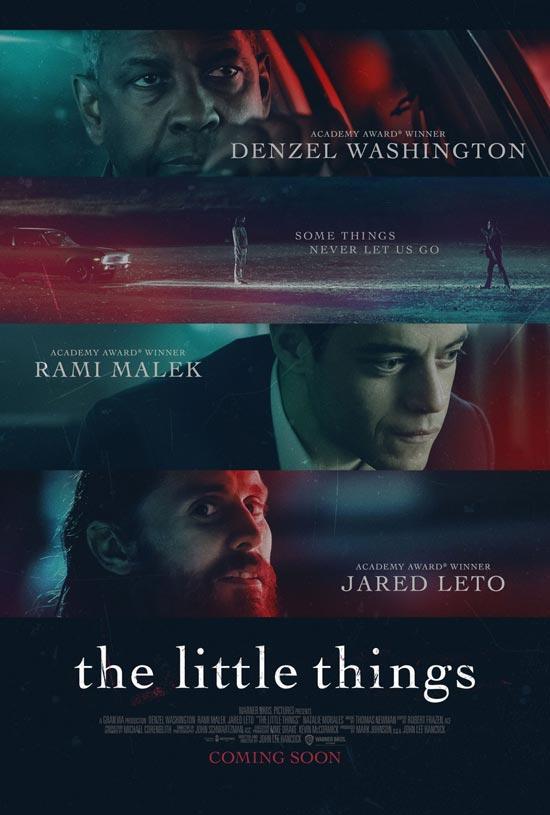 دانلود فیلم The Little Things 2021