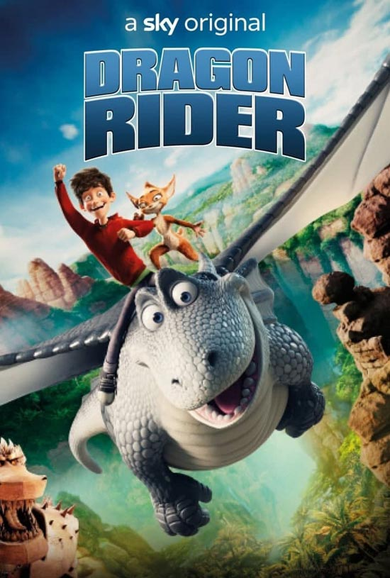 دانلود انیمیشن Dragon Rider 2020