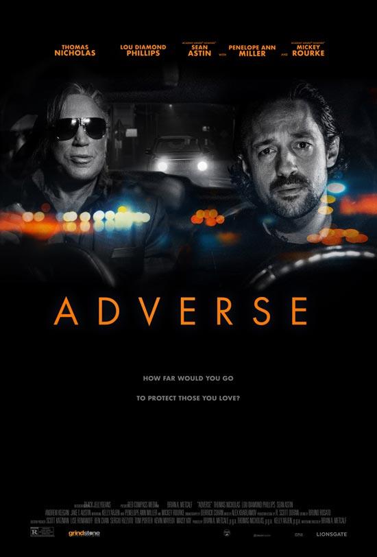 دانلود فیلم Adverse 2020