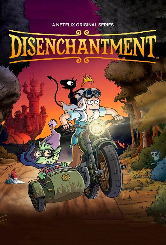 دانلود سریال Disenchantment