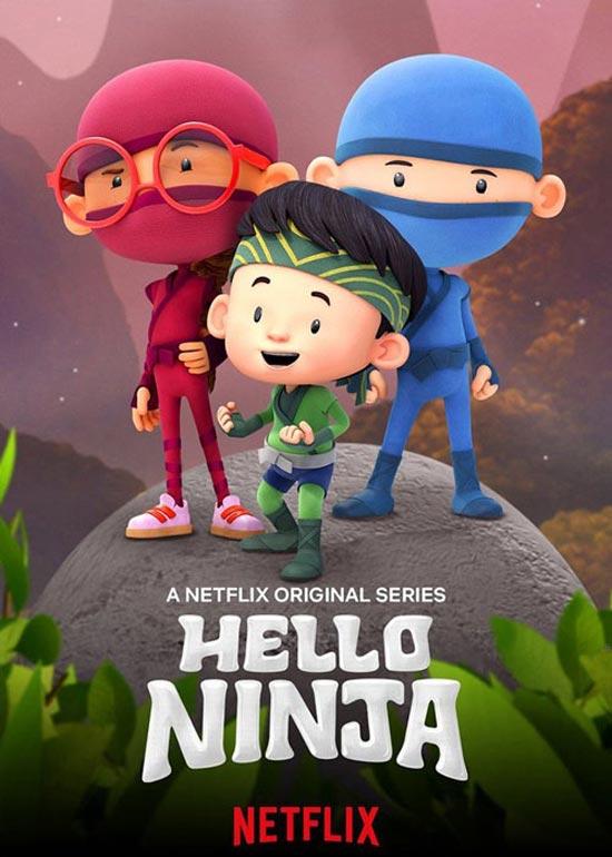 دانلود سریال Hello Ninja