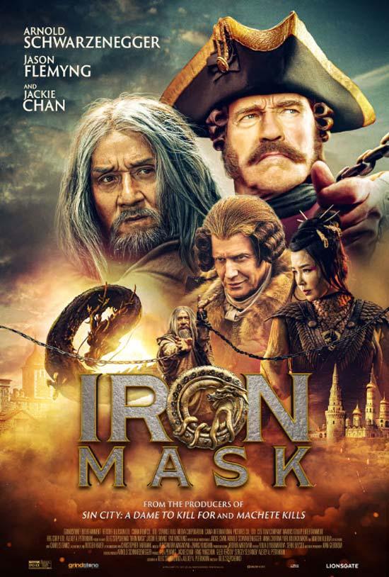 دانلود فیلم Journey to China: The Mystery of Iron Mask 2019
