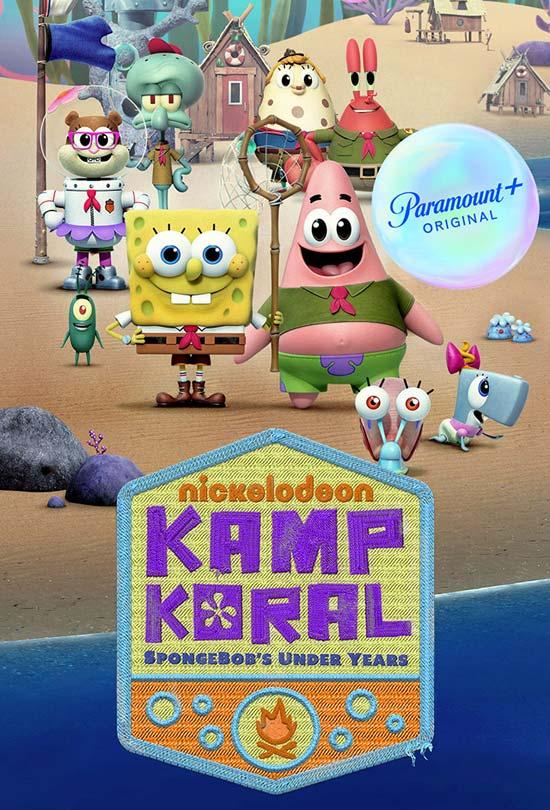 دانلود سریال Kamp Koral: SpongeBobs Under Years