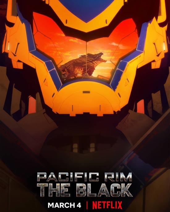 دانلود سریال Pacific Rim: The Black