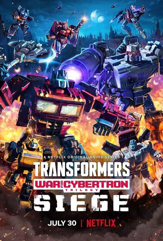 دانلود سریال Transformers: War for Cybertron