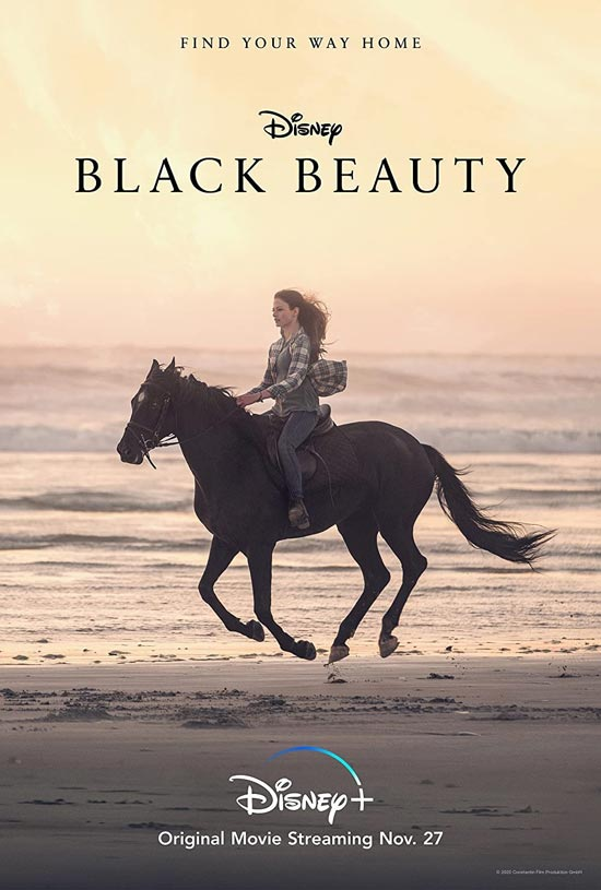 دانلود فیلم Black Beauty 2020