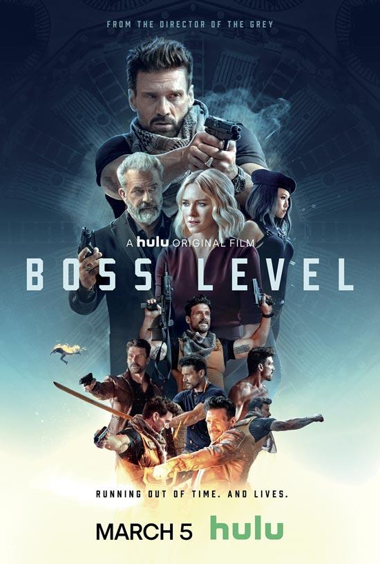 دانلود فیلم Boss Level 2021
