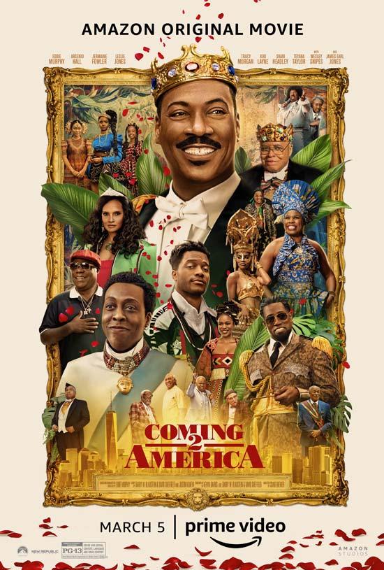 دانلود فیلم Coming 2 America 2021