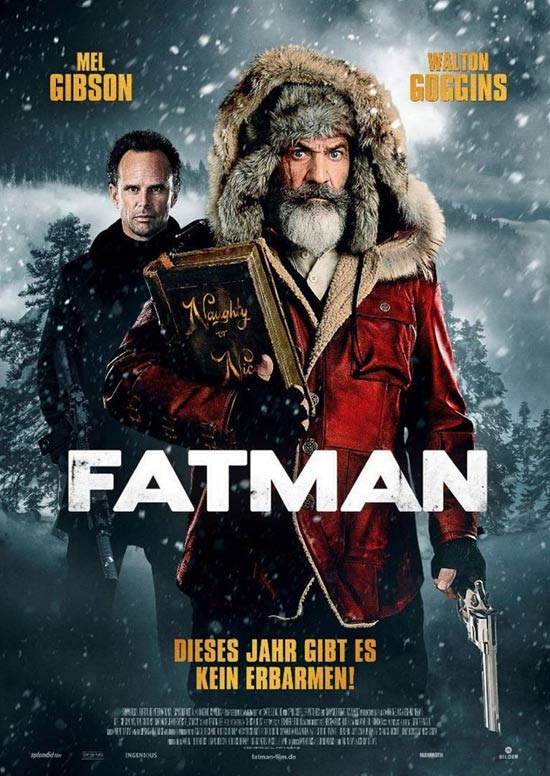 دانلود فیلم Fatman 2021
