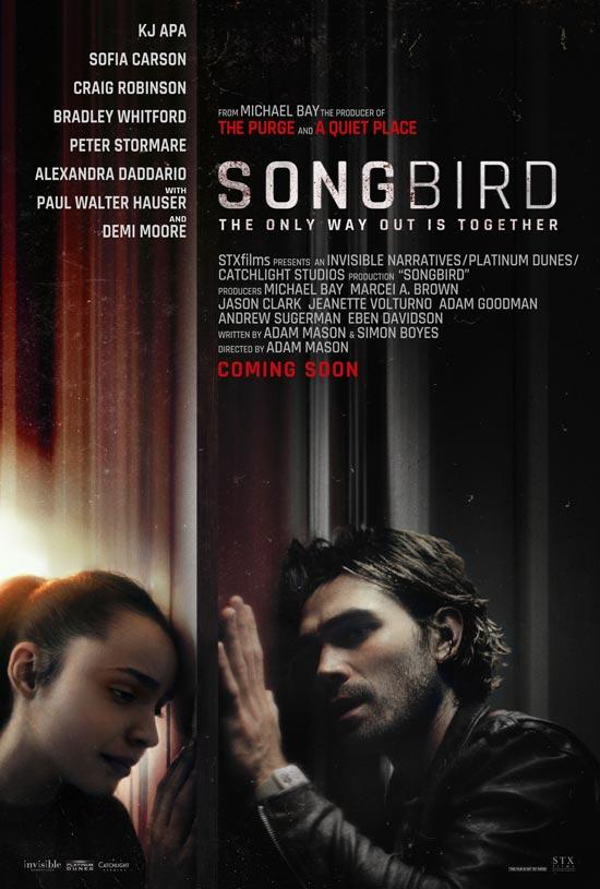 دانلود فیلم Songbird 2020