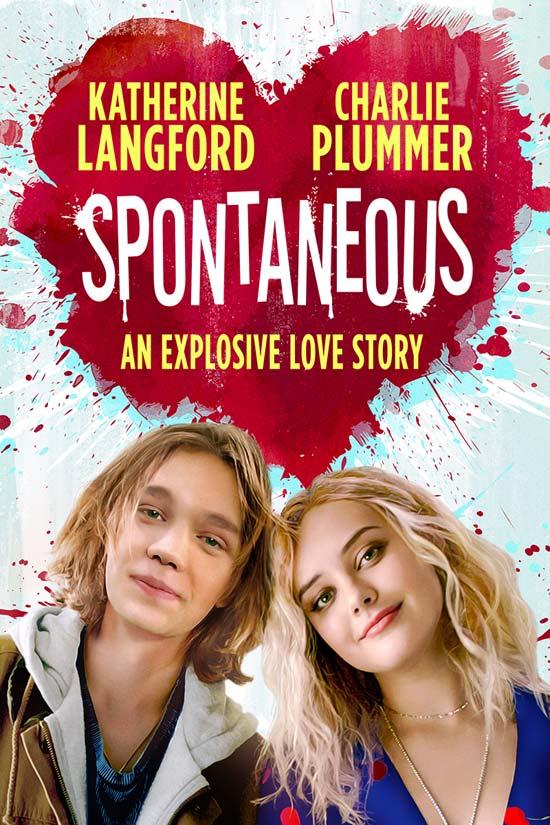 دانلود فیلم Spontaneous 2020