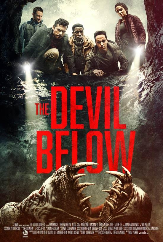 دانلود فیلم The Devil Below 2021