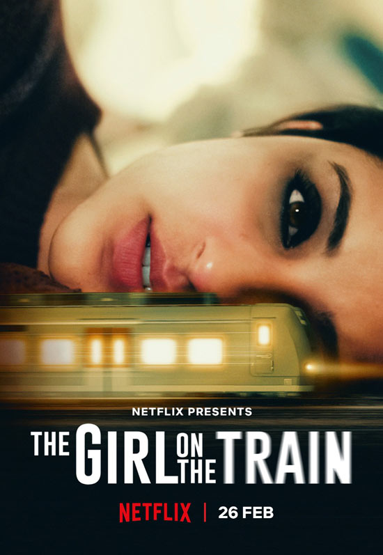 دانلود فیلم The Girl on the Train 2021