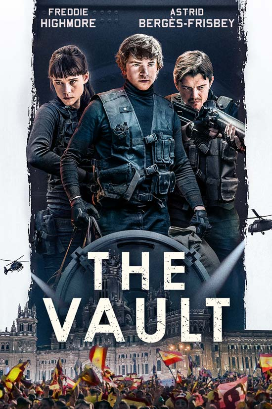 دانلود فیلم The Vault 2021
