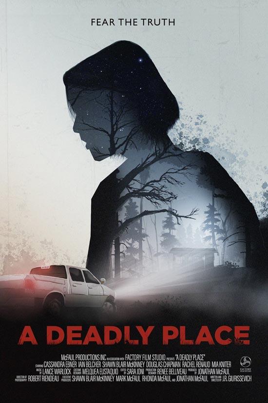 دانلود فیلم A Deadly Place 2020