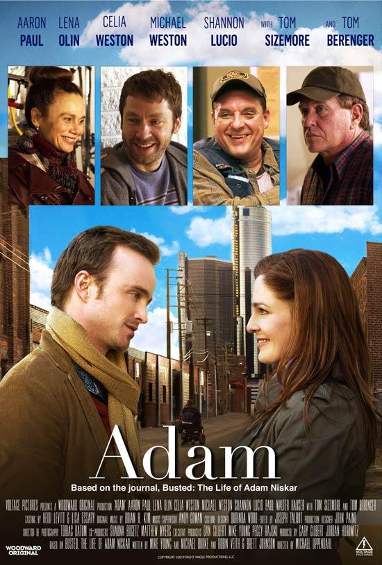 دانلود فیلم Adam 2020