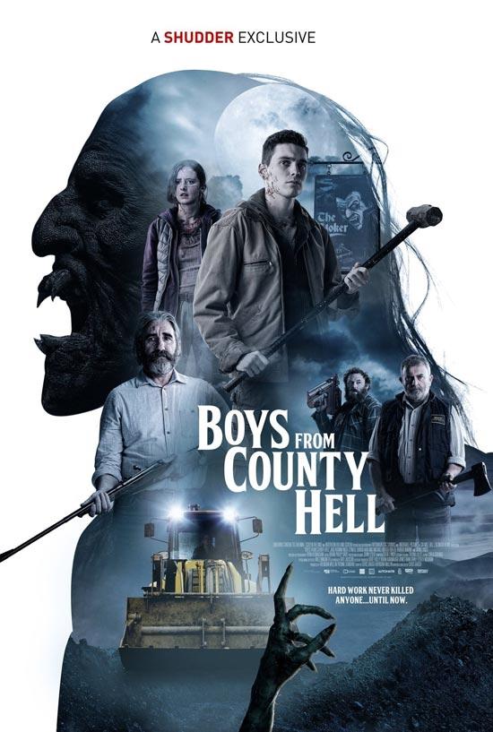 دانلود فیلم Boys from County Hell 2020