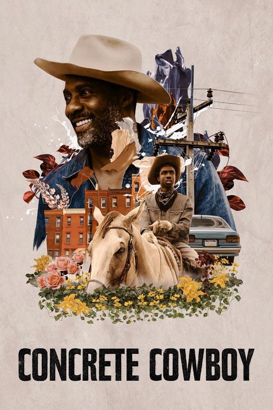 دانلود فیلم Concrete Cowboy 2020