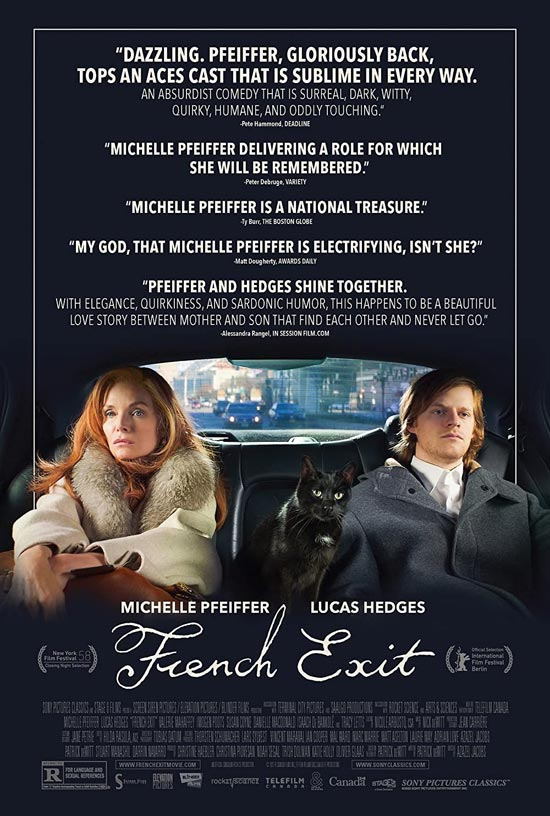 دانلود فیلم French Exit 2020