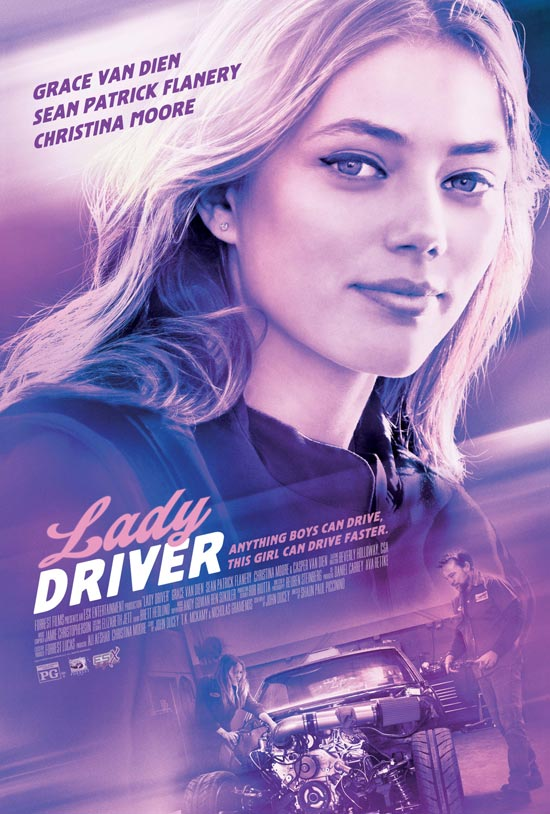 دانلود فیلم Lady Driver 2020