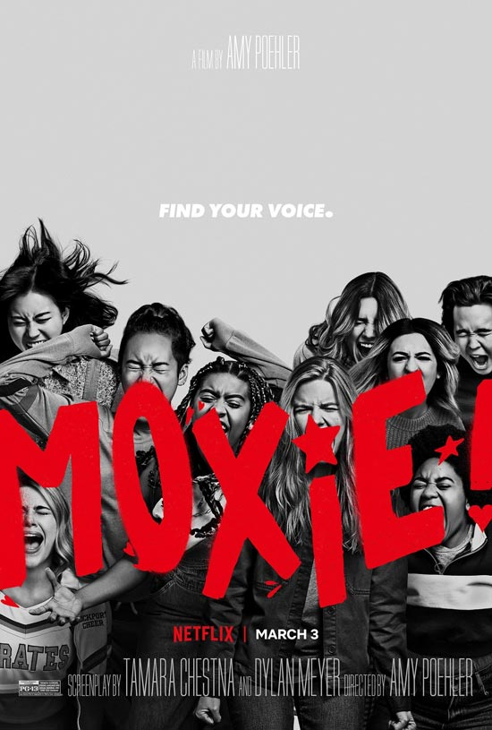 دانلود فیلم Moxie 2021