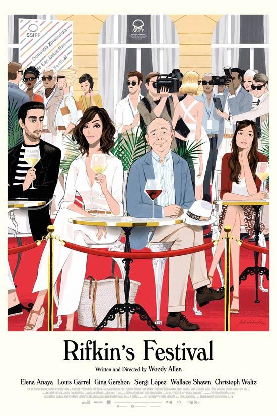 دانلود فیلم Rifkins Festival 2020