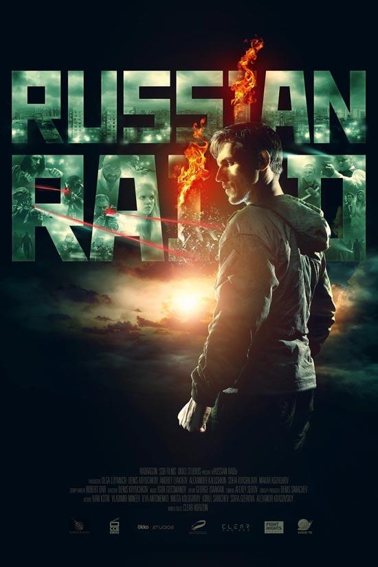دانلود فیلم Russkiy Reyd 2020
